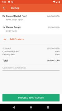 Jumia Food screenshot 5