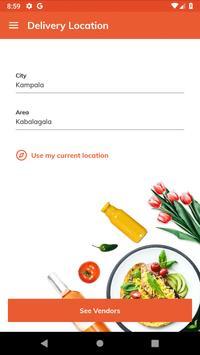 Poster Jumia Food
