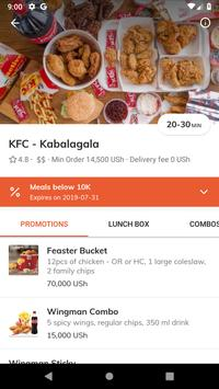 Jumia Food screenshot 3