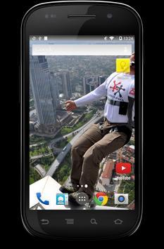 Base Jumping Wallpaper screenshot 1