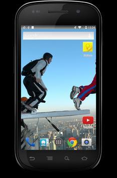 Base Jumping Wallpaper screenshot 5