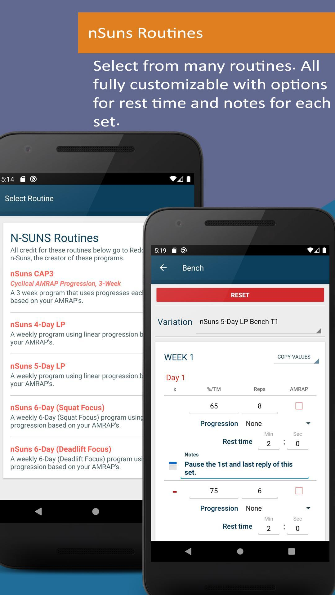 Go HAM - nSuns Calculator for Android - APK Download