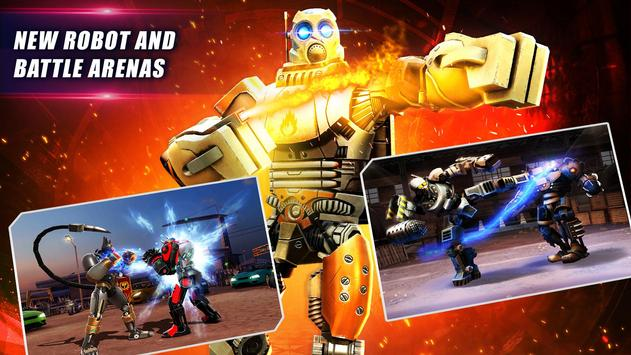 Real Steel World Robot Boxing स्क्रीनशॉट 3