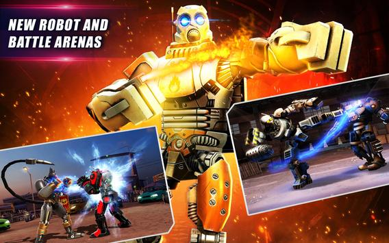 Real Steel World Robot Boxing स्क्रीनशॉट 11