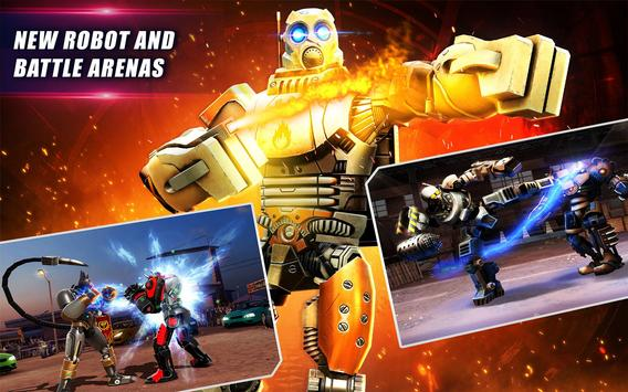 Real Steel World Robot Boxing स्क्रीनशॉट 19