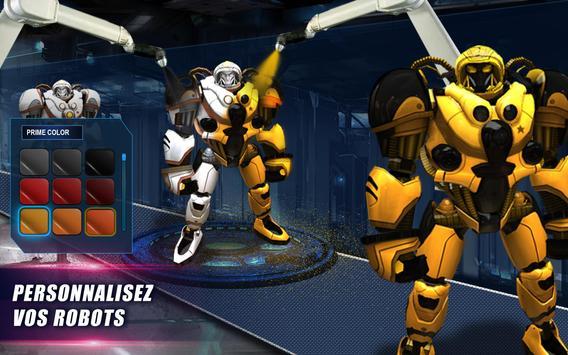 Real Steel World Robot Boxing capture d'écran 13