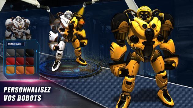 Real Steel World Robot Boxing capture d'écran 5