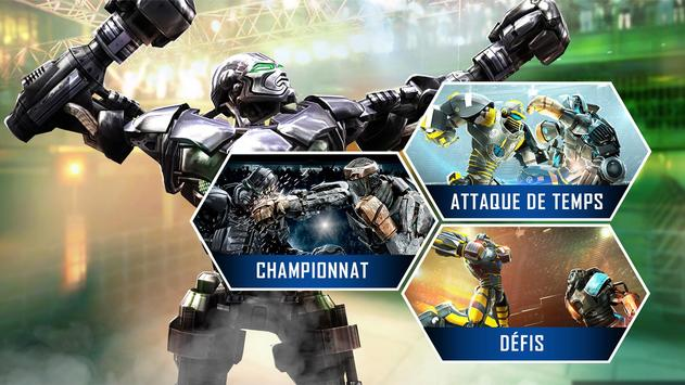 Real Steel World Robot Boxing capture d'écran 6