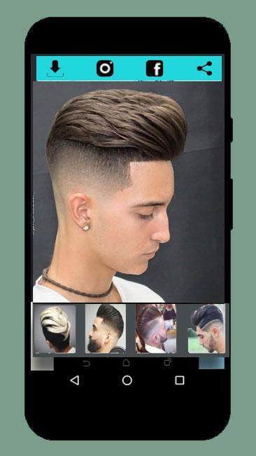 Men Hairstyles Hd For Android Apk Download