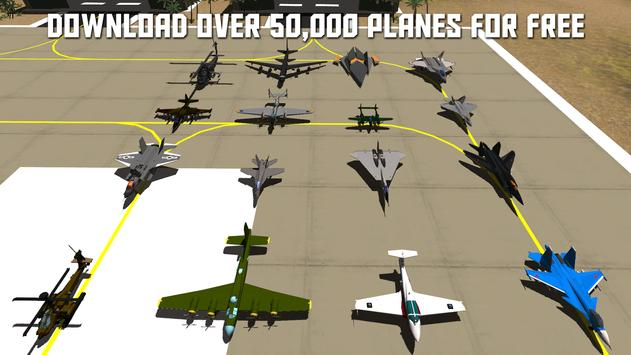 SimplePlanes - Flight Simulator screenshot 1