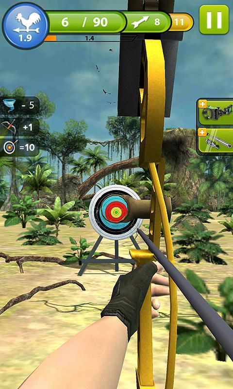 Resultado de imagem para Archery jogo android