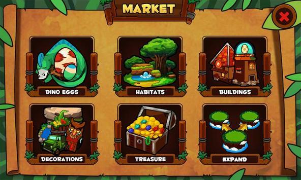 Dino Island screenshot 3
