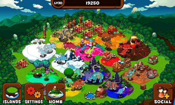 Dino Island screenshot 1