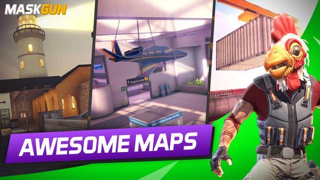 MaskGun screenshot 5
