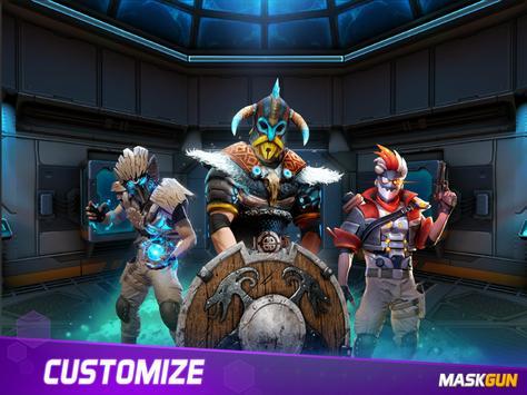 MaskGun screenshot 13