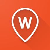 WAY - W3W기반 실시간 위치 공유 icon