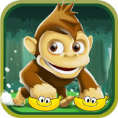 MONKEY JUNGLE RUNNER icon