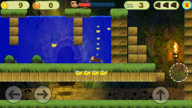 MONKEY JUNGLE RUNNER screenshot 4