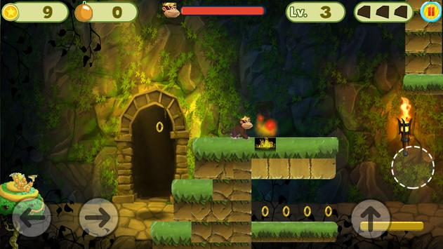 MONKEY JUNGLE RUNNER screenshot 3