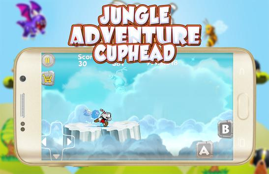 Jungle Cuphead Adventure screenshot 2