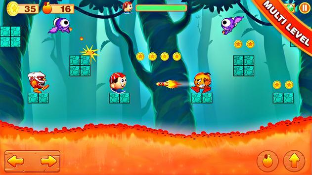 Jungle Castle Run 3 скриншот 5