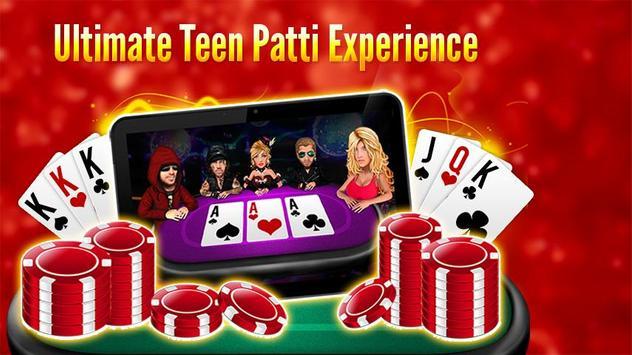 Junglee Teen Patti 3D screenshot 1