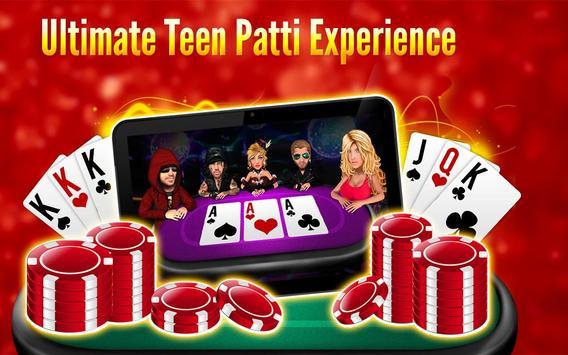 Junglee Teen Patti 3D screenshot 8