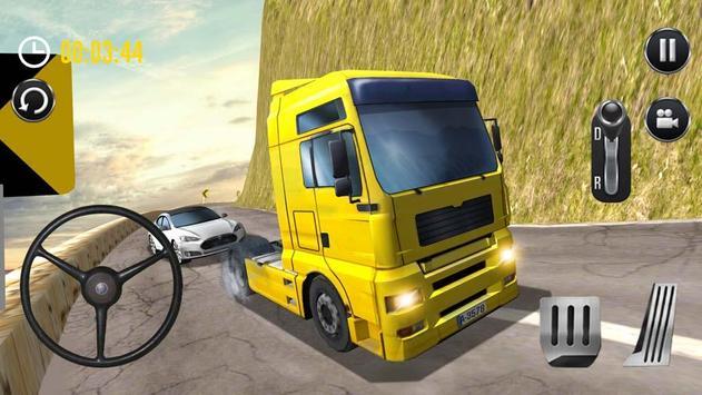 Uphill Cargo Driver 3D screenshot 1