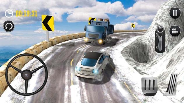 Uphill Cargo Driver 3D screenshot 3