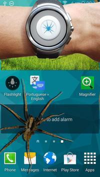 Spider in phone funny joke screenshot 11