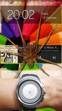 Spider in phone funny joke screenshot 9