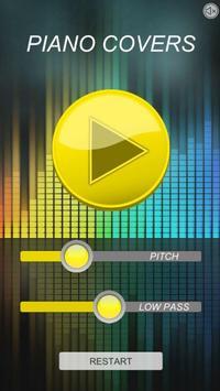 Not Afraid - Eminem Piano Cover Song screenshot 1