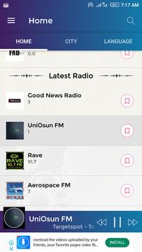 All Nigeria FM Online Radio screenshot 5