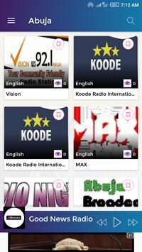 All Nigeria FM Online Radio screenshot 2