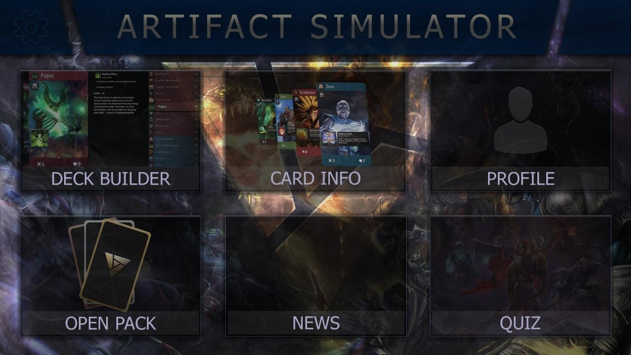 Artifact Simulator for Android - APK Download