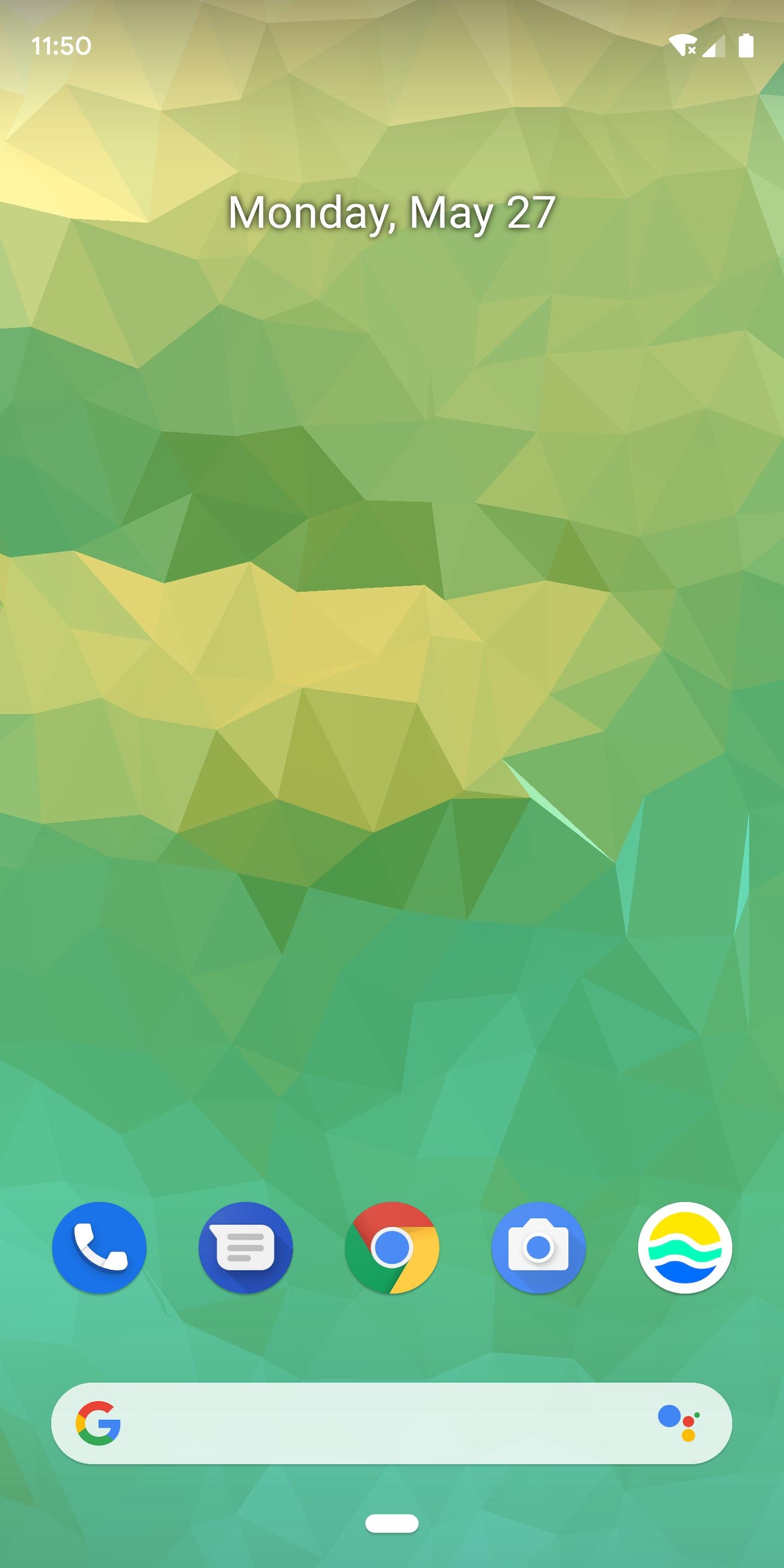 Wavy Low Poly Water Live Wallpaper For Android Apk Download