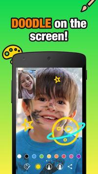 JusTalk Kids - Safe Video Chat and Messenger screenshot 2
