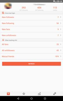 Unfollow Pro for Instagram capture d'écran 7