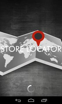 Store Locator poster