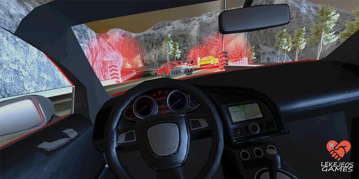 Midnight City Driver Chase 2020 screenshot 5