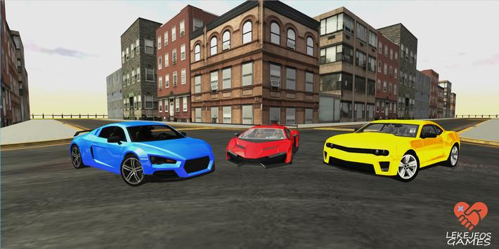 Midnight City Driver Chase 2020 screenshot 6