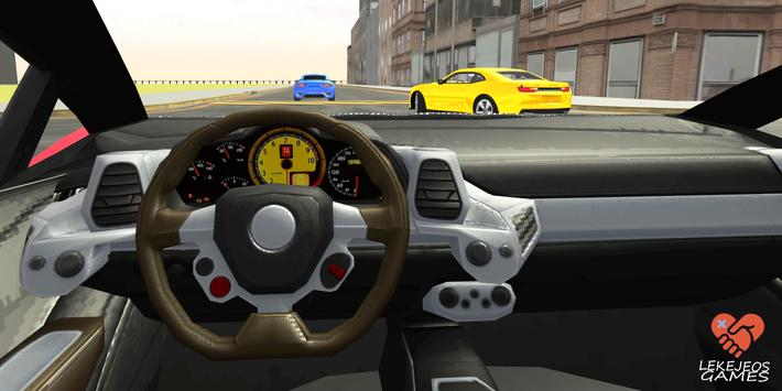 Midnight City Driver Chase 2020 screenshot 3
