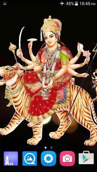 4D Maa Durga Live Wallpaper 截图 12