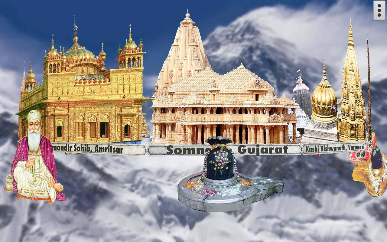 Top 10 Temples Of India Live Wallpaper For Android Apk