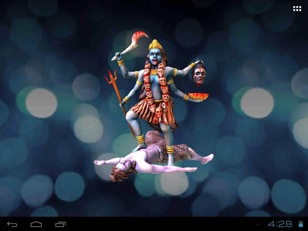 3d Maa Kali For Android Apk Download