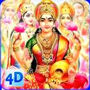 4D Lakshmi Live Wallpaper APK