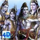 4D Shiva Live Wallpaper APK