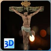 3D Jesus icon