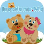 JustName.Me - Baby Names icon