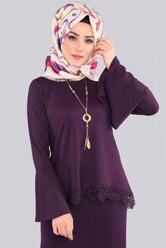 5d4bd4a7e5a44 ملابس محجبات 2019 - ازياء المحجبات hijab fashion for Android - APK ...